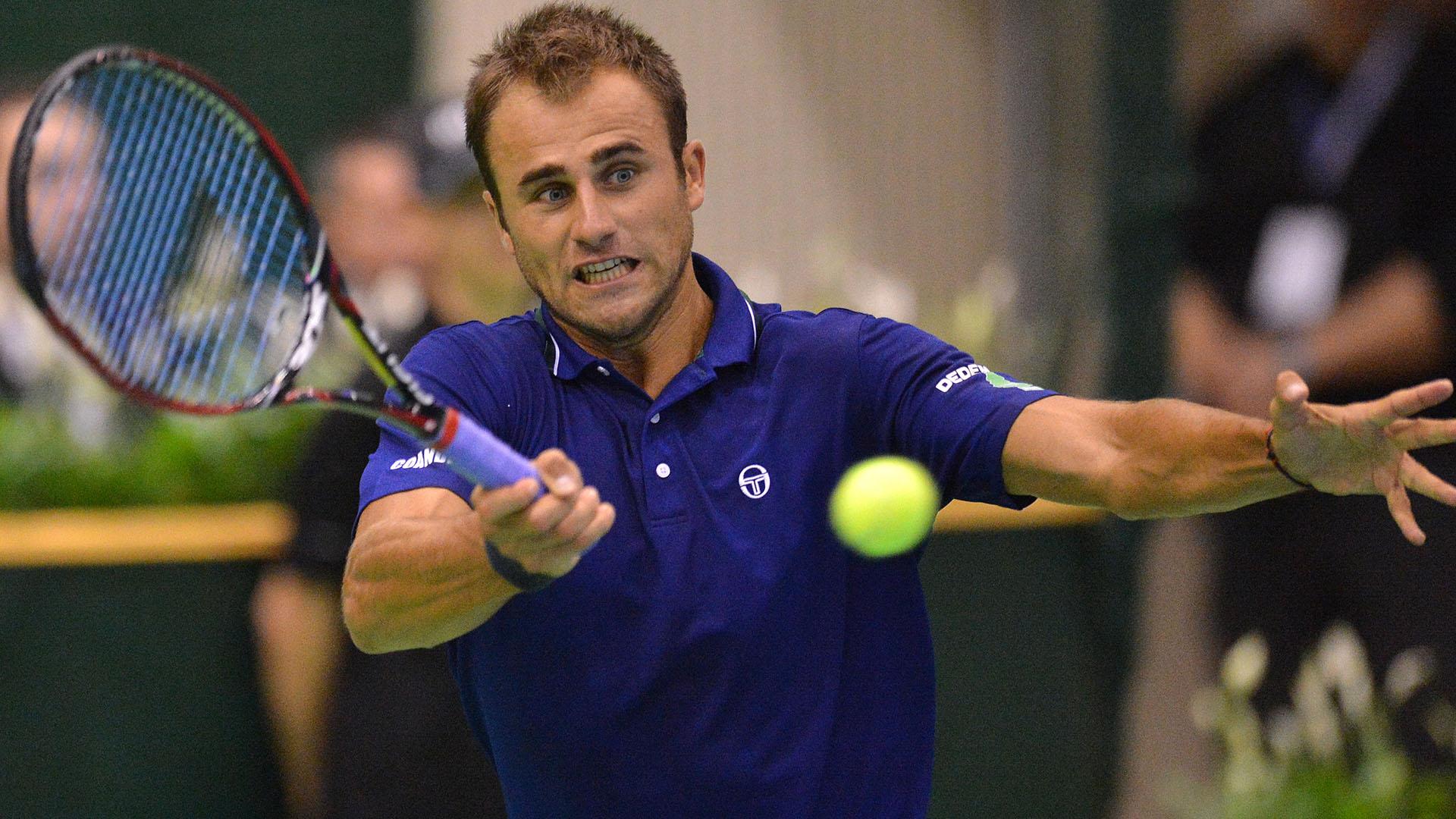 Marius Copil | Davis Cup vs Croatia