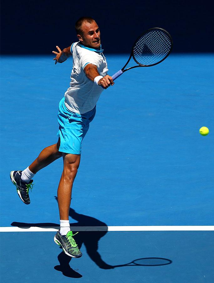 Marius Copil, Australian Open