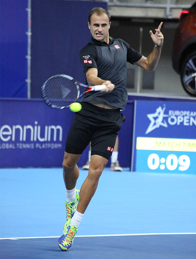 Marius Copil, Antwerp Open 2016