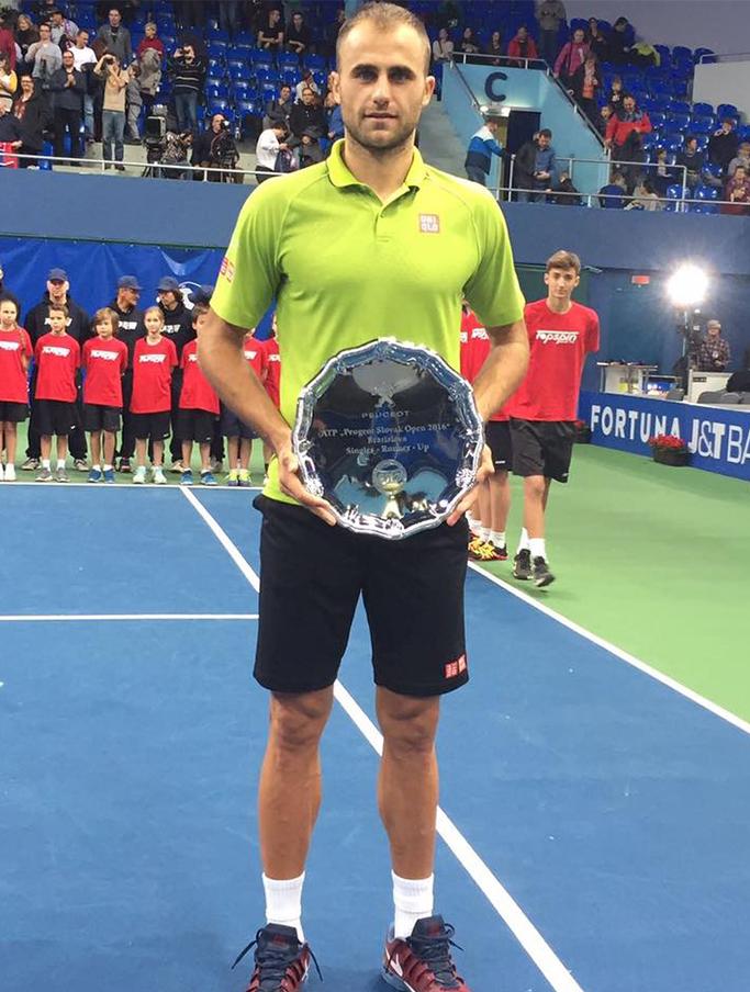 Marius Copil, finala ATP Challenger - Peugeot Slovak Open 2016