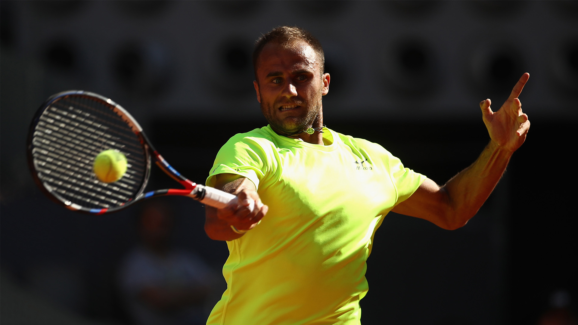 Marus Copil, ATP Mutua Madrid
