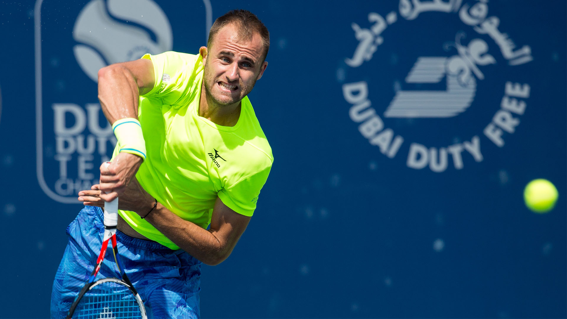 Marius Copil, Dubai Duty Free Tennis Championships
