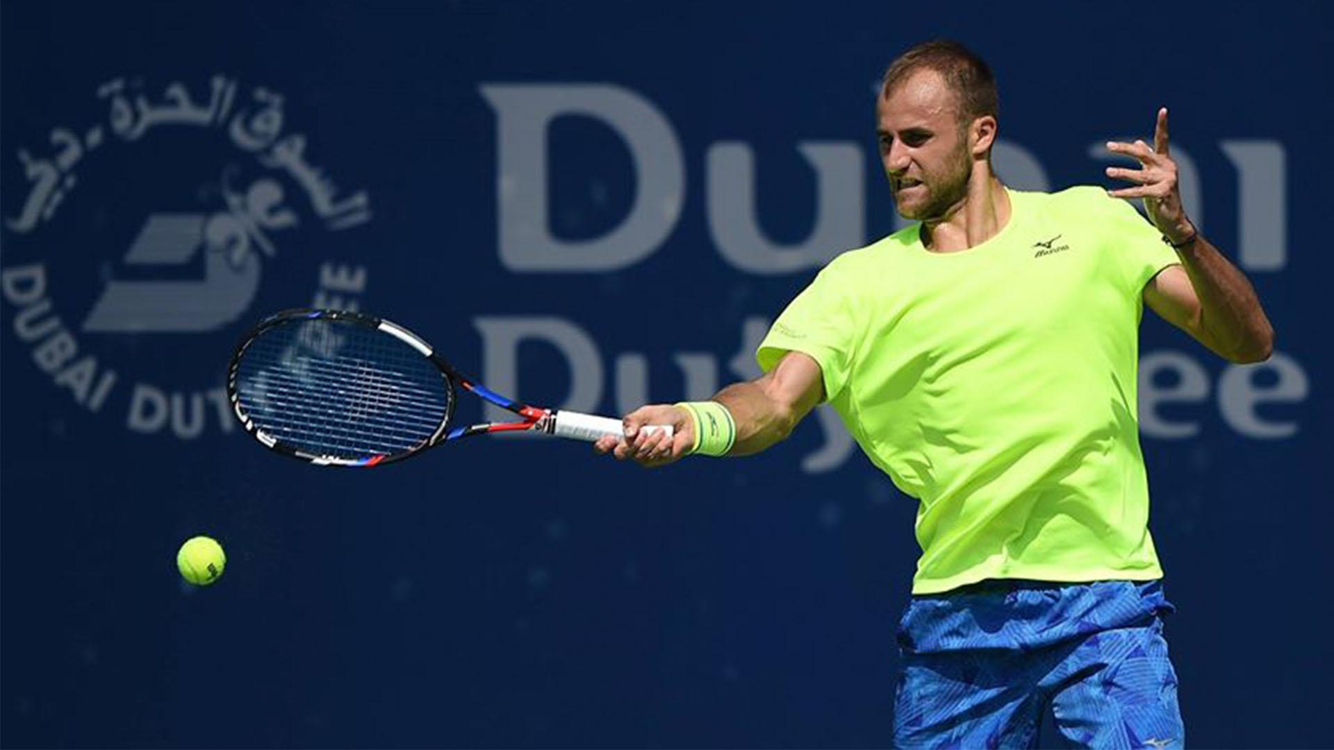 Marius Copil, Dubai Duty Free Tennis Championships 2017