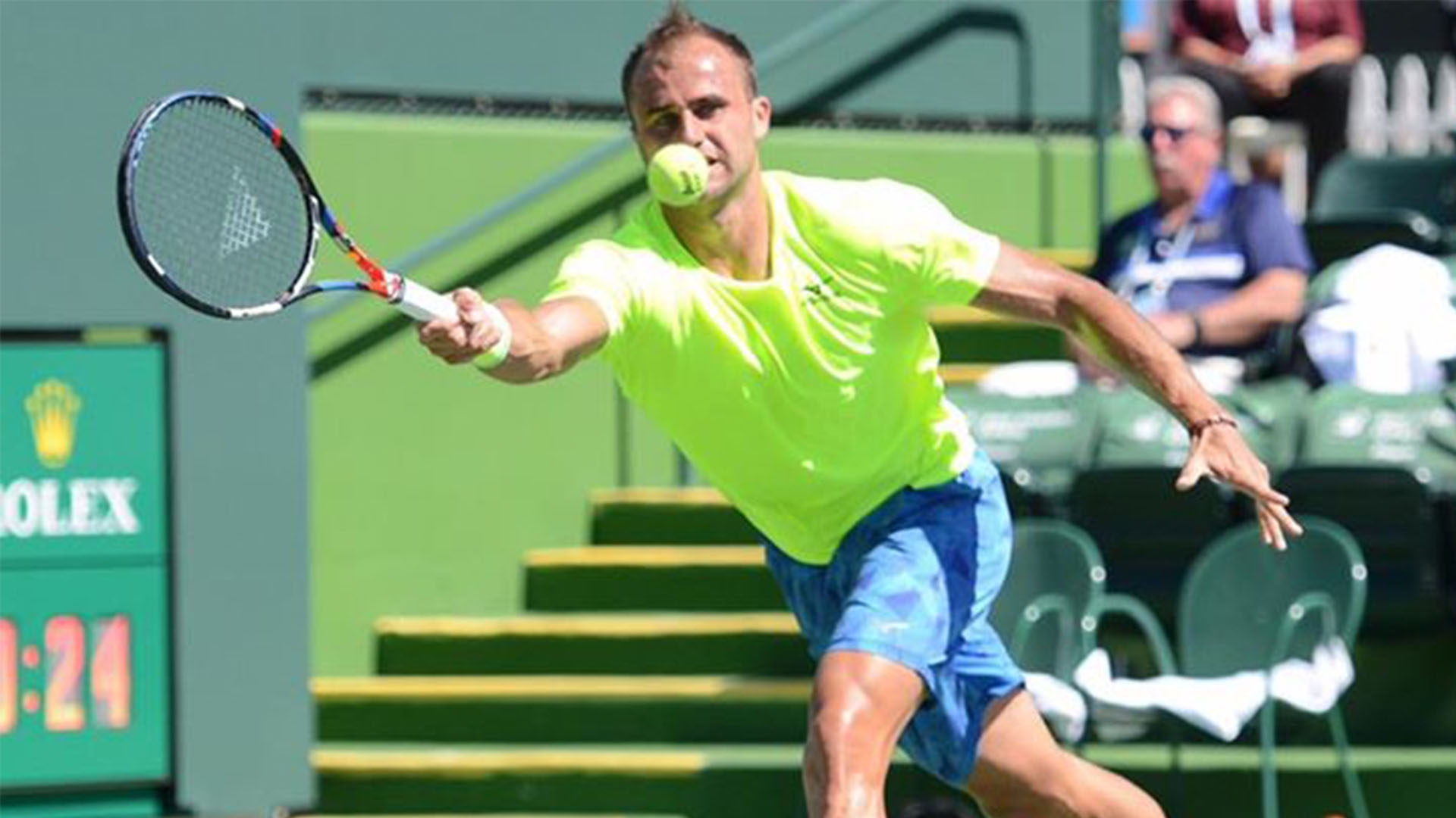 Marius Copil | Calificari Indian Wells