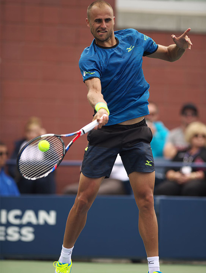 Marius Copil, US Open Tenis