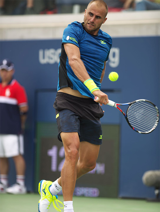 Marius Copil, US Open Tennis Championships 2017