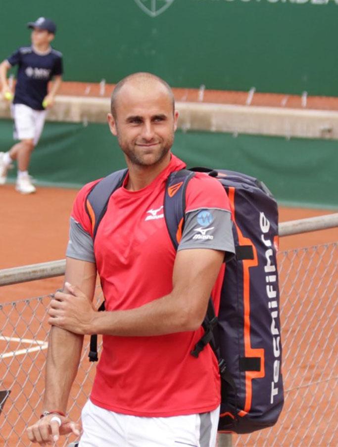 Marius Copil - Banque Eric Sturdza, Geneva Open