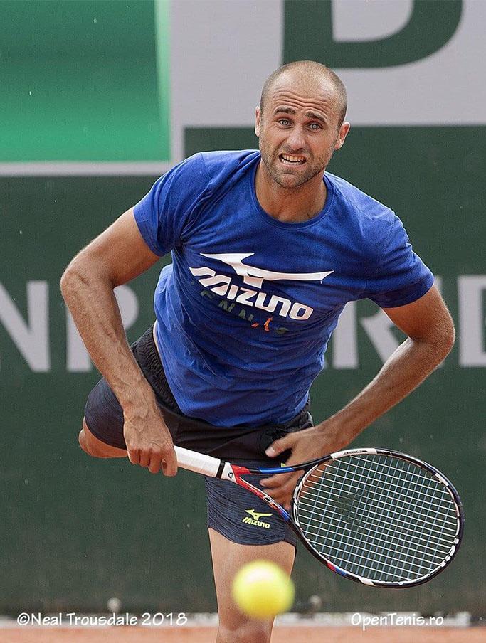 Marius Copil - Roland Garros