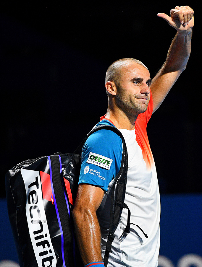 Marius Copil meets Alexander Zverez in the semifinals