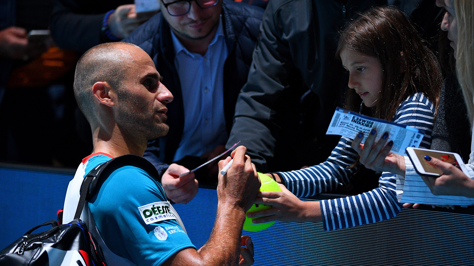 Marius Copil - Swiss Indoors, Basel