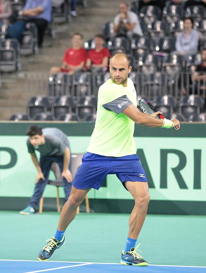 Marius Copil - Davis Cup