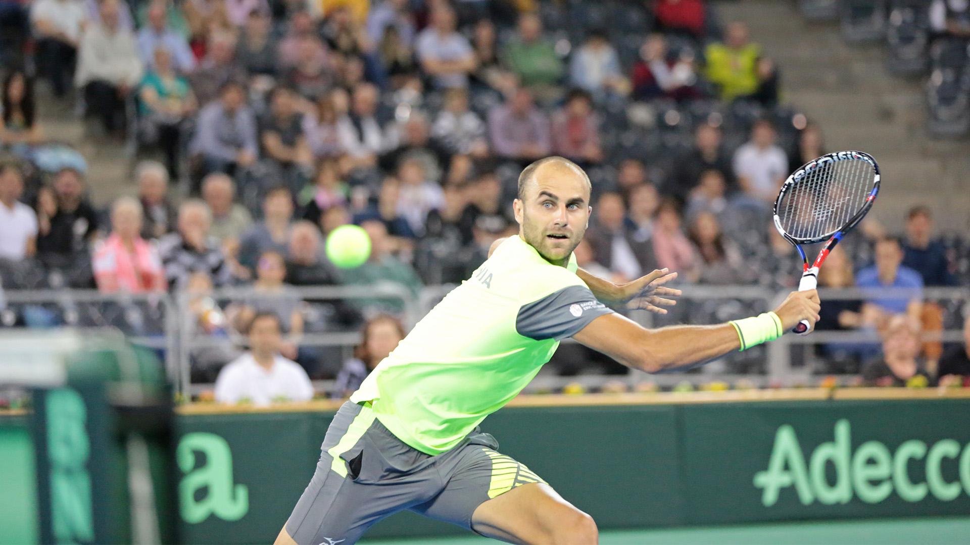 Davis Cup - Marius Copil