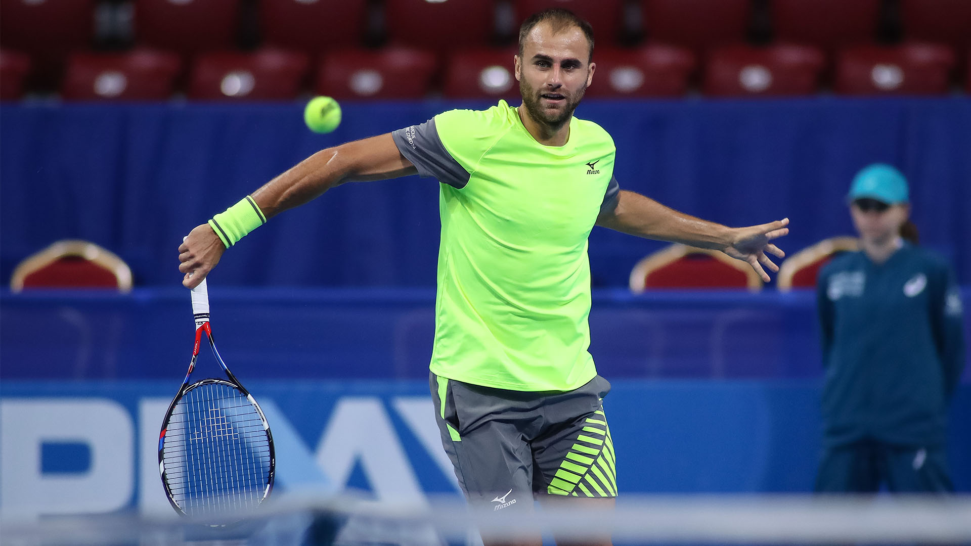 Marius Copil vs Gilles Muller