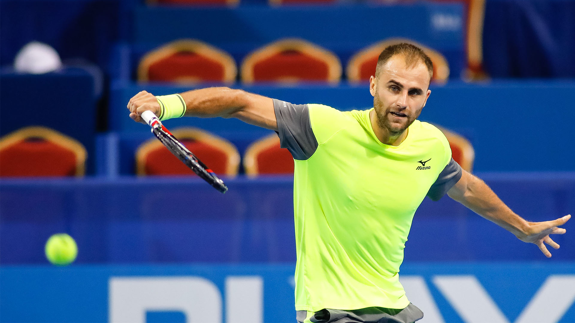 Marius Copil vs Robin Haase, Sofia Open