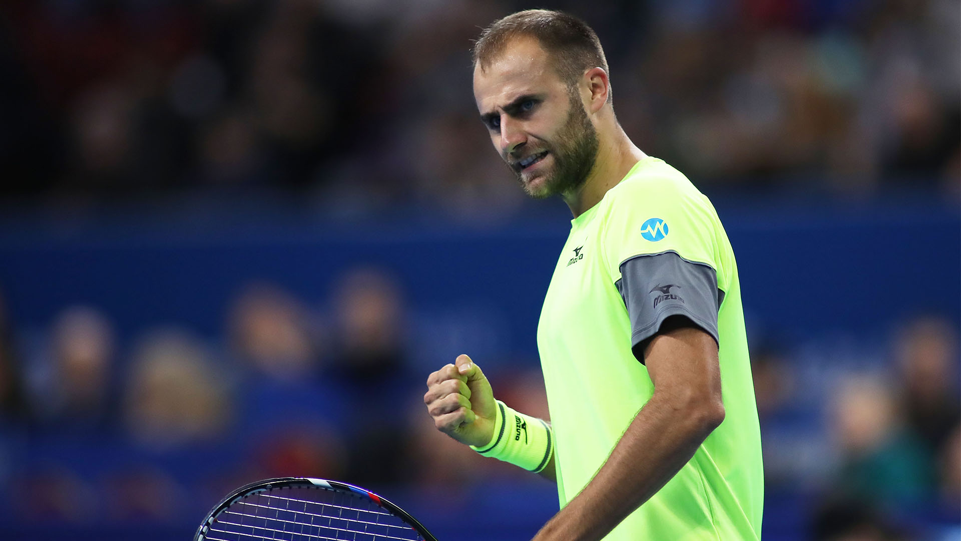 From a professional to a rookie: Marius Copil's advice on choosing a tennis career