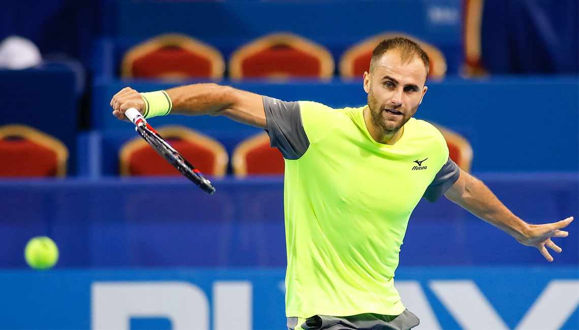Marius Copil and a bit of sports psychology in tennis