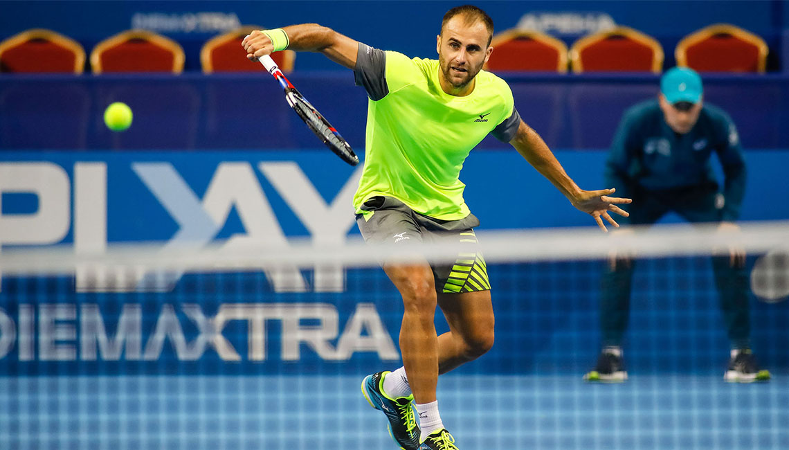 Three reasons why Marius Copil says tennis is a good sport for your body's health