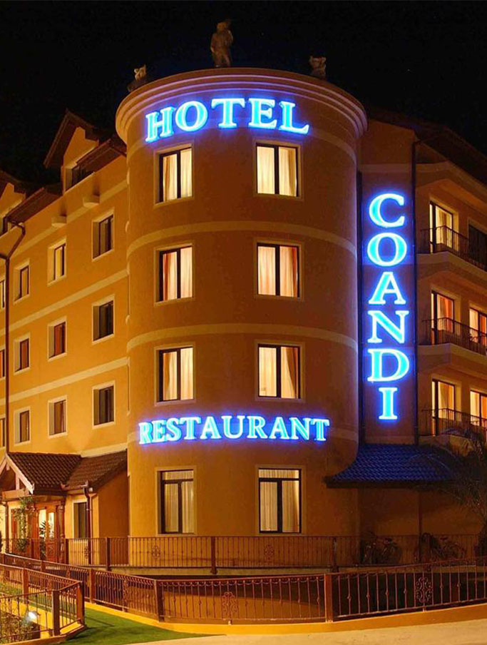 Coandi Hotel is the perfect home away from home