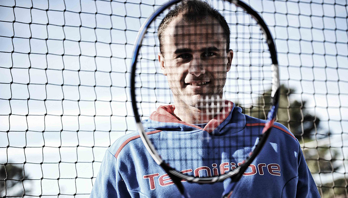 Cum si-a inceput Marius Copil cariera ca jucator profesionist de tenis?